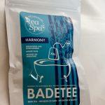 Découverte du thé de bain teaSpa Harmony Badetee