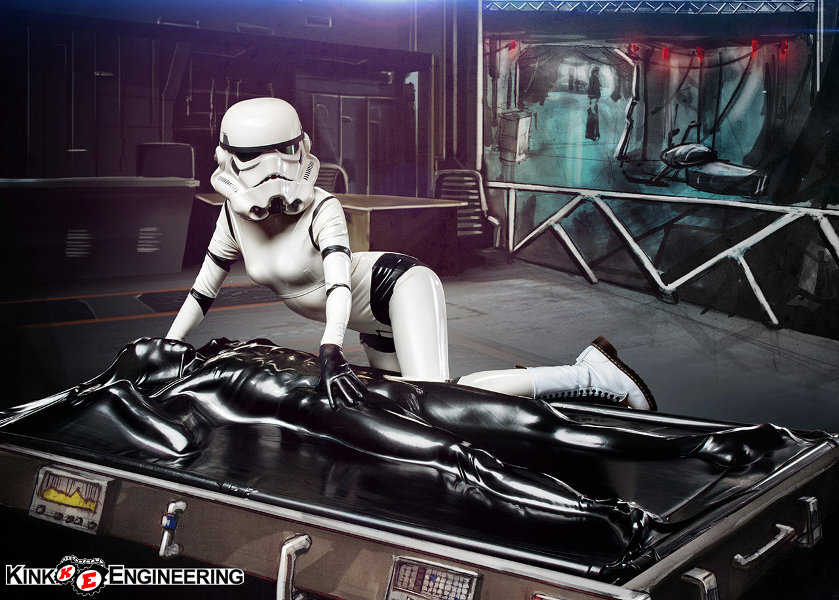 carbonite vacuum bed star wars kink engineering